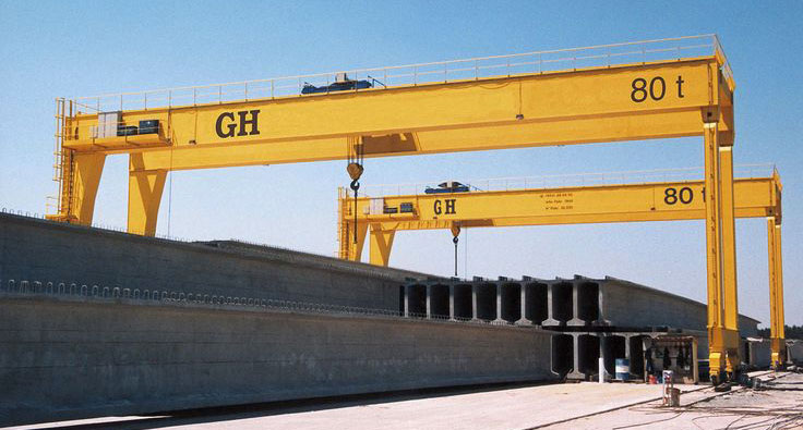 Large Capacity Gantries