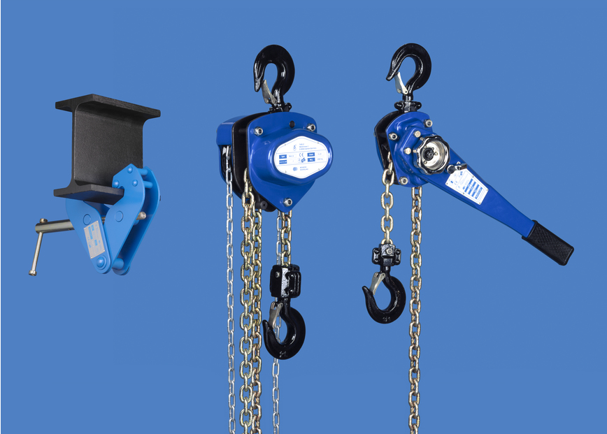5 Ton and Under Manual Chain Hoists