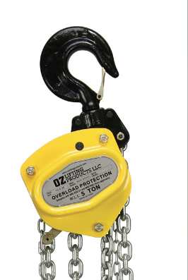 5 Ton and Above Manual Chain Hoists